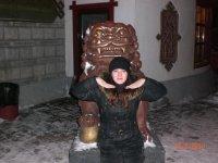 Татьяна Никова, 25 января 1989, Новосибирск, id41160613