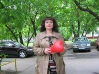 Инна Овчинникова, 13 июля , Москва, id50660458
